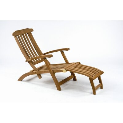 Kingsley Bate Steamer Lounge Chair