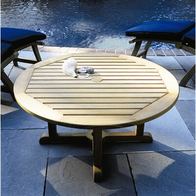 "Kingsley Bate Essex 42"" Round Coffee Table"