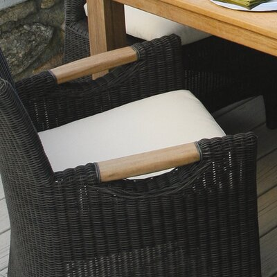 Kingsley Bate Culebra Dining Armchair Seat Cushion