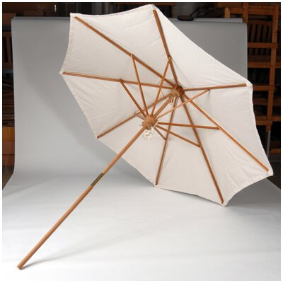 "Kingsley Bate 9' Umbrella, 1.5"" Pole"