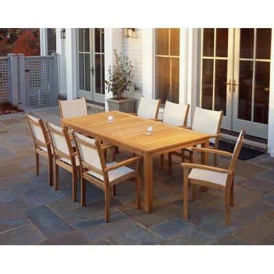 "Kingsley Bate Wainscott 85"" Rectangular Dining Table"