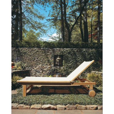 Kingsley Bate St. Tropez Adjustable Chaise Lounge