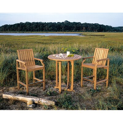 Kingsley Bate Essex 3 Piece Dining Set