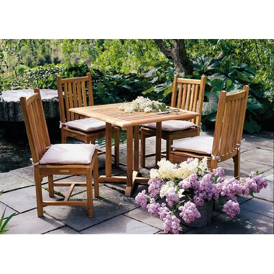 Kingsley Bate Evanston 5 Piece Dining Set