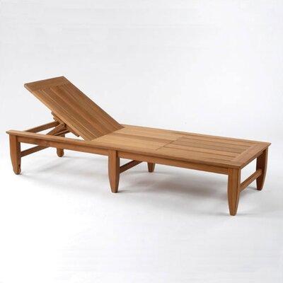 Kingsley Bate Amalfi Poolside Chaise