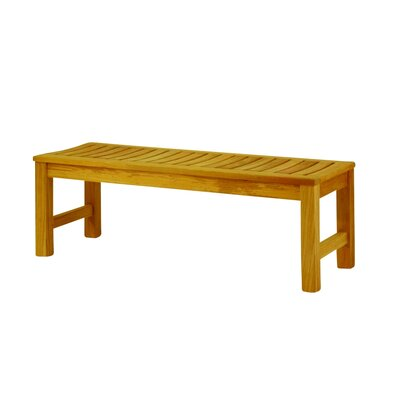 Kingsley Bate Waverly Bate and Teak Picnic Bench