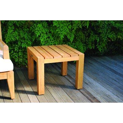 Kingsley Bate Mendocino Square Side Table