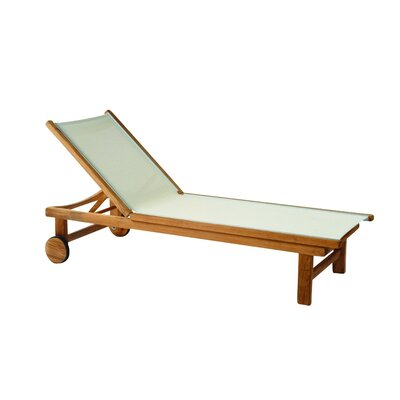 St. Tropez Adjustable Chaise Lounge