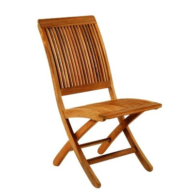 Kingsley Bate Monterey Folding Dining Side Chair