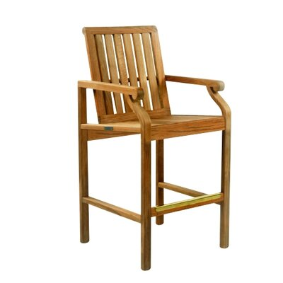 "Kingsley Bate Nantucket 28"" Barstool"