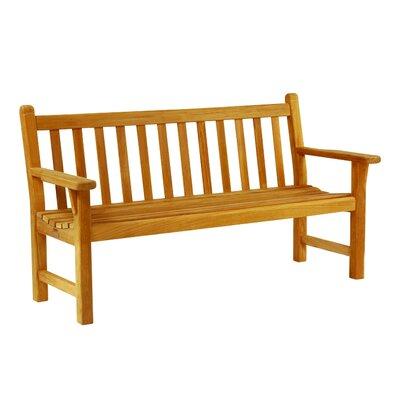 Kingsley Bate Dunbarton Teak Garden Bench