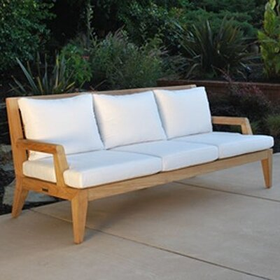 Kingsley Bate Mendocino Deep Seating Sofa with Cushion