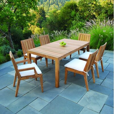 Kingsley Bate Mendocino Rectangular Dining Set