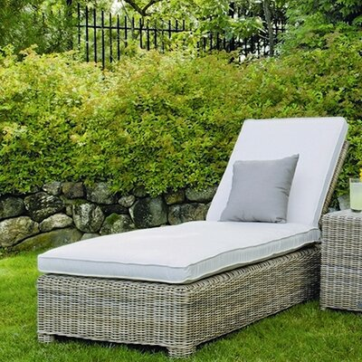 Sag Harbor Adjustable Chaise Lounge