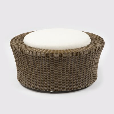 Kingsley Bate Carmel Ottoman with Cushion