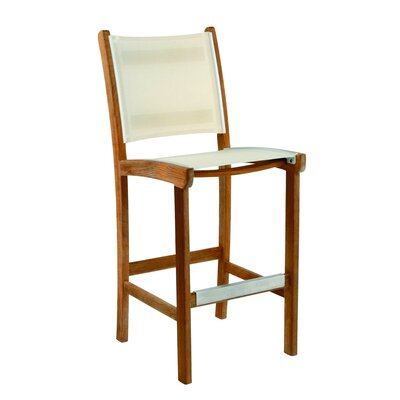Kingsley Bate St. Tropez Armless Bar Chair
