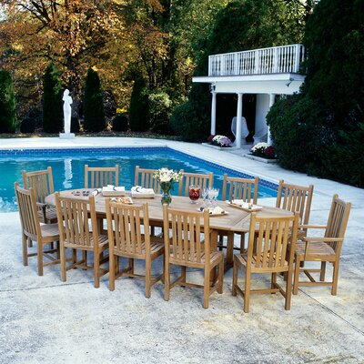 Kingsley Bate Classic 13 Piece Dining Set