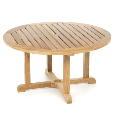 "Kingsley Bate Essex 36"" Round Coffee Table"