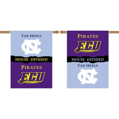 NCAA House Divided 2-Sided Banner