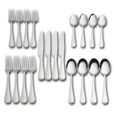 Pfaltzgraff Windham 20 Piece Flatware Set