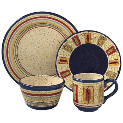 Sedona 4 Piece Place Setting