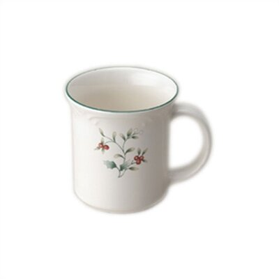 Pfaltzgraff Winterberry 10 oz. Coffee Mug (Set of 4)