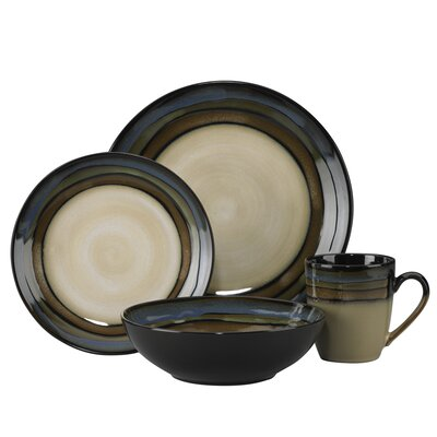 Pfaltzgraff Galaxy 16 Piece Dinnerware Set