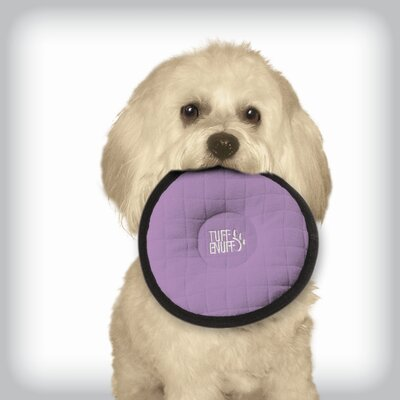 Tuff Enuff Small Breed Disc Dog Toy