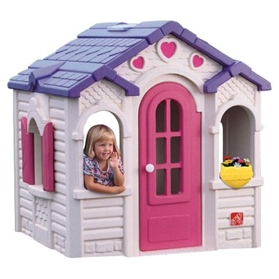 Step2 Naturally Playful Sweetheart Playhouse