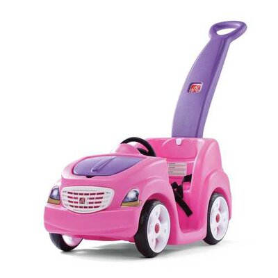 Step2 Whisper Ride Buggy in Pink