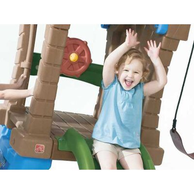 Step2 Play Up Gym Swing Set