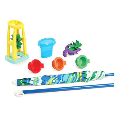 Step2 Shady Oasis Sand and Water Play Table