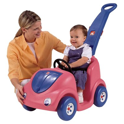 <strong>Step2</strong> Push Around Buggy Push/Scoot Car