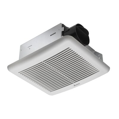 Delta Electronics BreezSlim 50 CFM Energy Star Exhaust Bathroom Fan