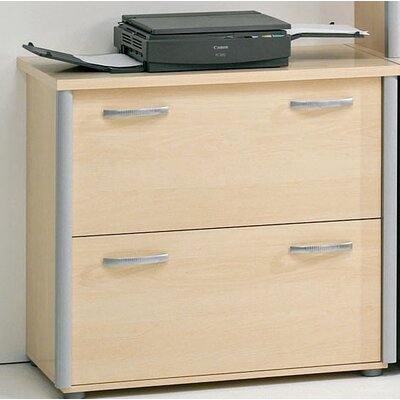 Wildon Home ® Comet Lateral File Cabinet