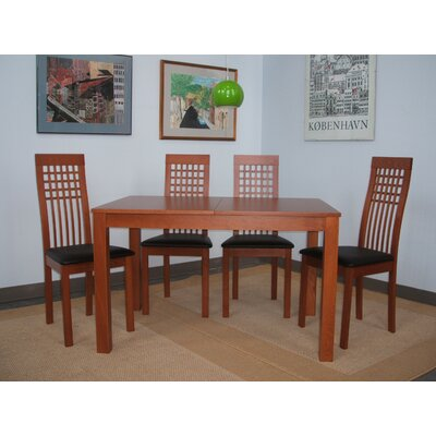 Wildon Home ® Moderna 5 Piece Dining Set