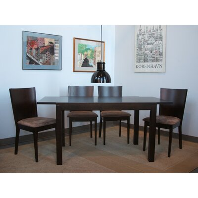 Wildon Home ® Moderna 5 Piece Dining Set