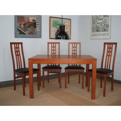 Wildon Home ® Salerno 5 Piece Dining Set