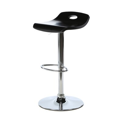 "LumiSource Surf 23"" Adjustable Bar Stool"
