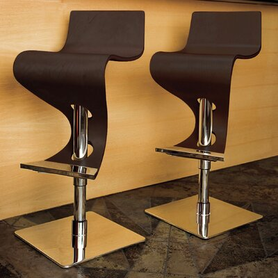 "LumiSource Viva 28"" Swivel Bar Stool"