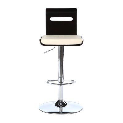LumiSource Viera Barstool in Wenge
