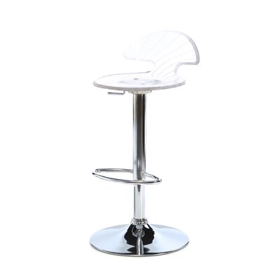 "<strong>LumiSource</strong> Spyra 29.25"" Bar Stool"