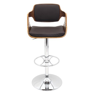 "LumiSource 27"" Adjustable Bar Stool"