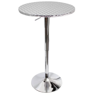 LumiSource Bistro Bar Table