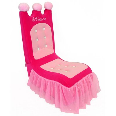 LumiSource Princess Kid's Novelty Chair