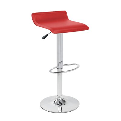 LumiSource Ale Leatherette Barstool
