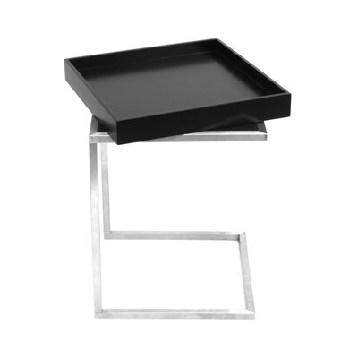 LumiSource Zenn Tray End Table