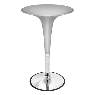 LumiSource Occasional Furniture Adjustable Height Pub Table