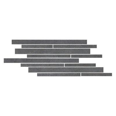 Daltile City View Random Sized Linear Brick Joint Tile in Seaside Boardwalk