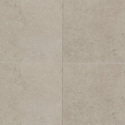 "Daltile City View 24"" x 6"" Linear Tile in Skyline Gray"